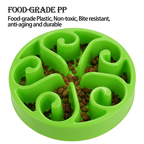 Pet-Slow-Feeder-Bowl-Eco-friendly-Durable-Non-Toxic-Fun-Feed-Bloat-Stop-Dog-Bowl-0-2