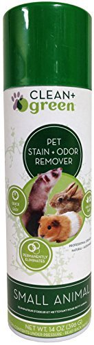 Professional-Strength-Cleaner-Stain-Remover-Deodorizer-Odor-Eliminator-for-Small-Animals-14-Ounce-0