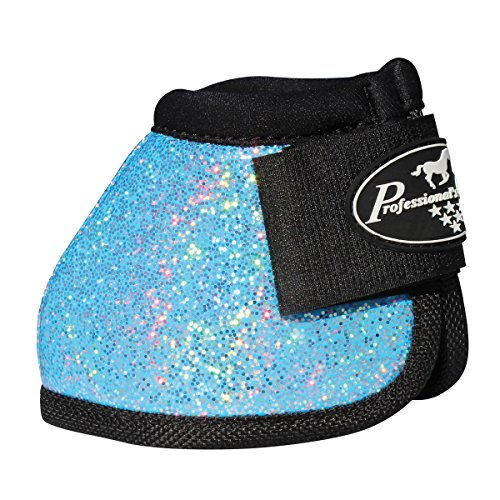 Professionals-Choice-EQUINE-SECURE-FIT-HOOF-OVERREACH-BELL-BOOTS-GLITTER-SIZES-0