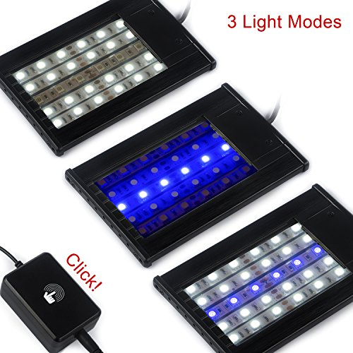 REPTI-ZOO-DayNight-LED-Light-Hood-for-Terrarium-White-and-Blue-LEDs-0-0