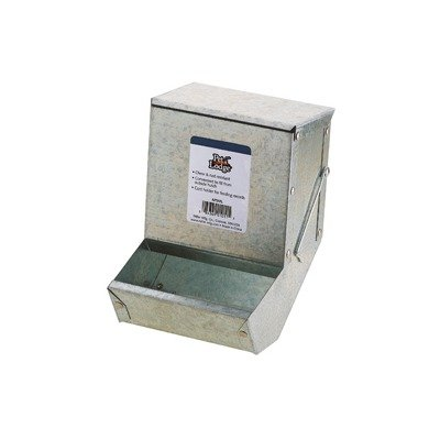 Rabbit-Feeder-with-Metal-Bottom-and-Lid-0