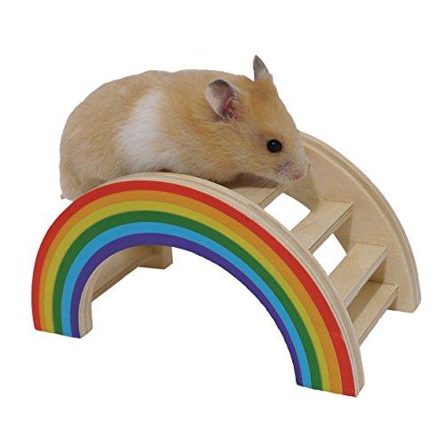 Rainbow-Play-Bridge-Hamster-Small-Animal-Toy-0