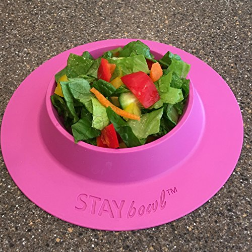 STAYbowl-Tip-Proof-Bowl-for-Guinea-Pigs-and-Other-Small-Pets-Lilac-Purple-Large-34-Cup-Size-New-0-2