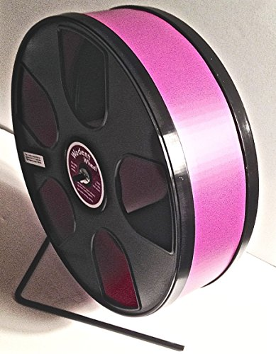 SUGAR-GLIDERSMALL-PET-11-DIAMETER-EXERCISE-WHEEL-BLACK-PANELS-WITH-BURGUNDY-TRACK-0