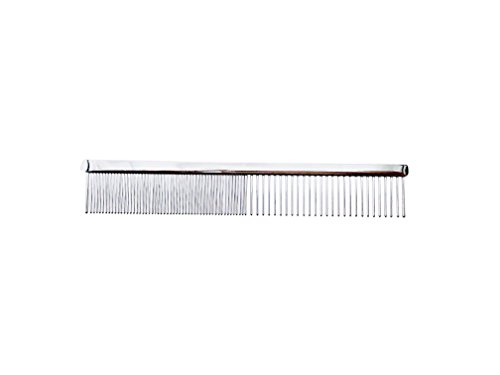ShearsDirect-Pawprint-Heart-5-Comb-with-MedFine-Coarse-Teeth-0