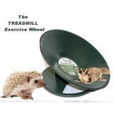 Sturdy-Metal-Exercise-Treadmill-14-Diameter-for-Chinchillas-Hedgehogs-Prairie-Dogs-0-1