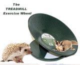 Sugar-GliderHedgehog-Small-Animal-Green-Metal-Treadmill-Exercise-Wheel-11-0