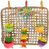 Super-Bird-Creations-Seagrass-Foraging-Wall-Toy-for-Birds-0-0
