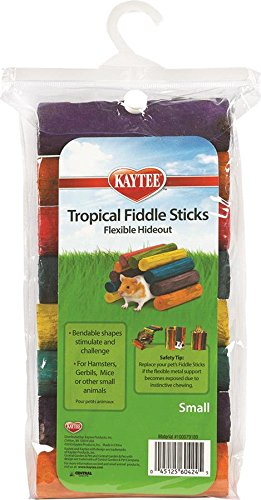 Superpet-Pets-International-SSR60424-Wood-Small-Animal-Tropical-Fiddle-Sticks-Flexible-Hideout-Toy-Small-0