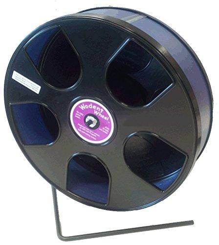 Transoniq-Rodent-Semi-Enclosed-Exercise-Wodent-Wheel-Sr-11-inch-Size-Blue-0