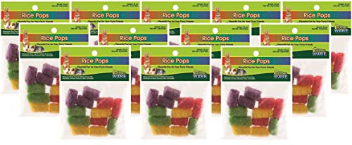 Ware-Manufacturing-12-Pack-of-Small-Rice-Pops-Chew-Treats-for-Small-Pets-12-Pops-Per-Pack-0