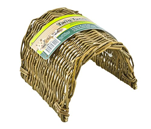 Ware-Manufacturing-Hand-Woven-Willow-Twig-Tunnel-Small-Pet-Hideout-0