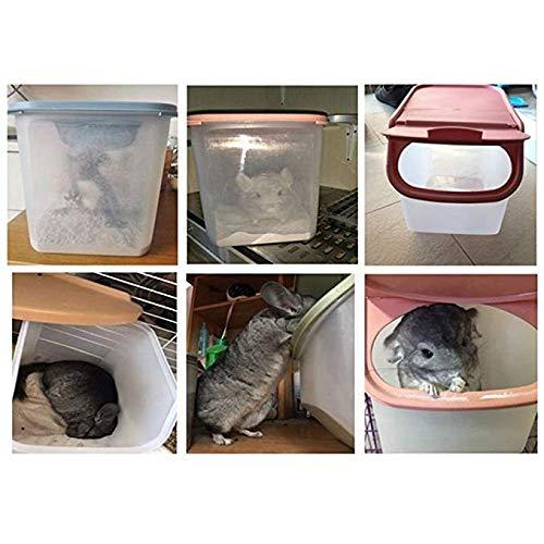 Wellucky-Chinchilla-Hamster-Bathing-Sand-House-Large-Transparent-Anti-Splash-Squirrel-Gerbil-Small-Animal-Bathtub-0-1