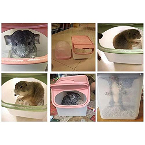 Wellucky-Chinchilla-Hamster-Bathing-Sand-House-Large-Transparent-Anti-Splash-Squirrel-Gerbil-Small-Animal-Bathtub-0-2
