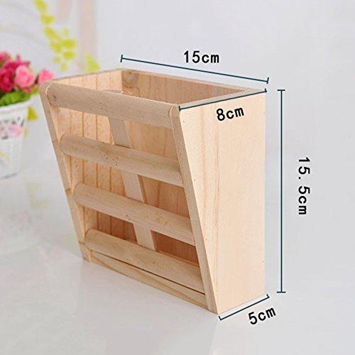 Wildgirl-Rabbit-Hay-Rack-Wall-mountable-Wood-Feeder-Grass-Container-Hay-Manger-0-0