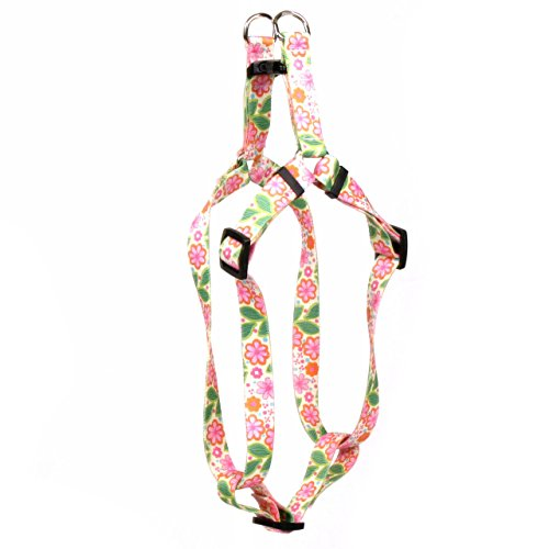 Yellow-Dog-Design-Flower-Patch-Step-In-Dog-Harness-0