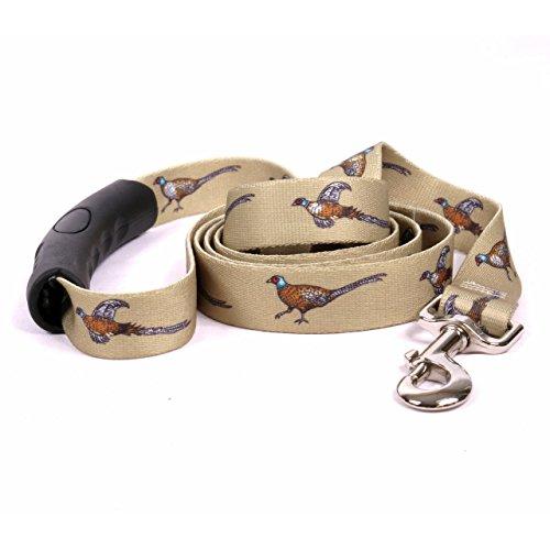 Yellow-Dog-Design-Pheasants-EZ-Grip-Dog-Leash-with-Comfort-Handle-0