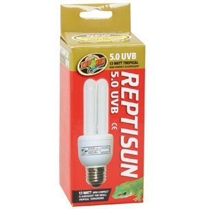Zoo-Med-ReptiSun-50-UVB-Mini-Compact-Fluorescent-13-watts-by-Zoo-Med-0