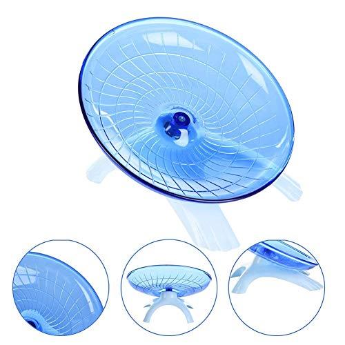 lizhi-Flying-Saucer-Exercise-Wheel-for-Small-Pets-Hamster-Jogging-Running-Silent-Spinner-Hamster-0-1