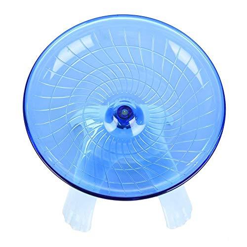 lizhi-Flying-Saucer-Exercise-Wheel-for-Small-Pets-Hamster-Jogging-Running-Silent-Spinner-Hamster-0